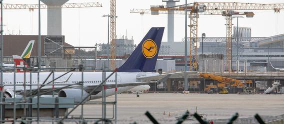 frankfurt Flughafen Termianl 3